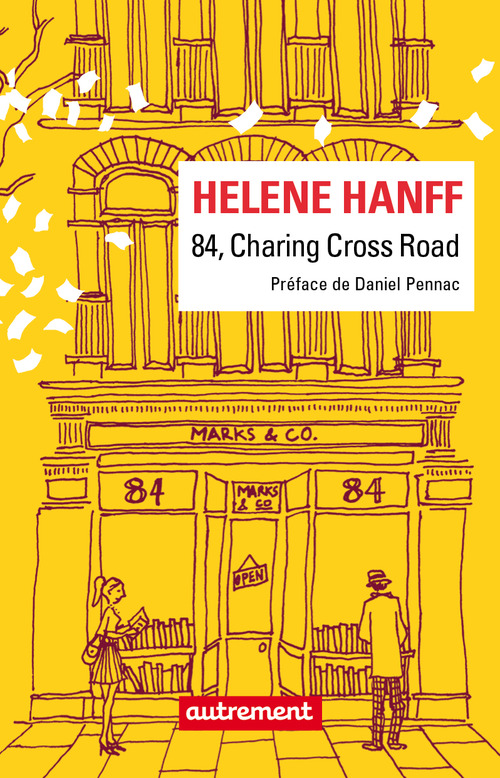 Helene Hanff 84, Charing Cross Road