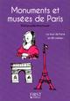 Petit livre de - Monuments et mus�es de Paris