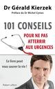 101 conseils pour ne pas atterrir aux urgences