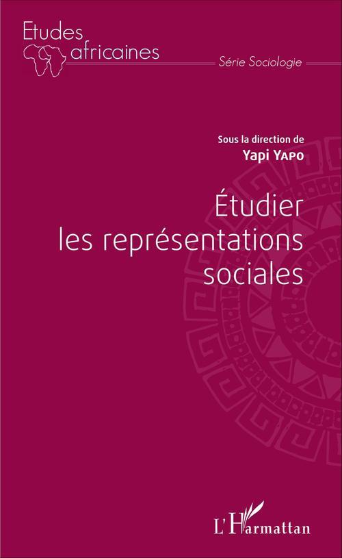Yapi Yapo Étudier les représentations sociales