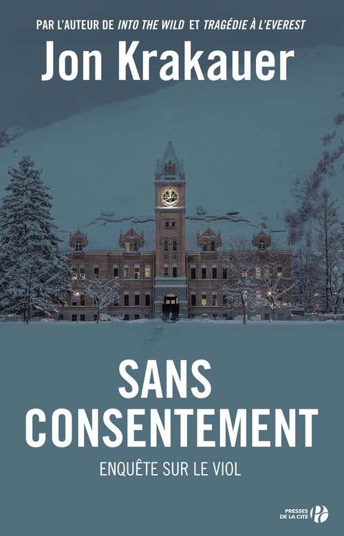 Jon KRAKAUER Sans consentement