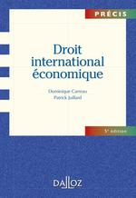 Droit international �conomique