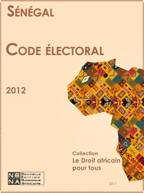Sénégal Code électoral
