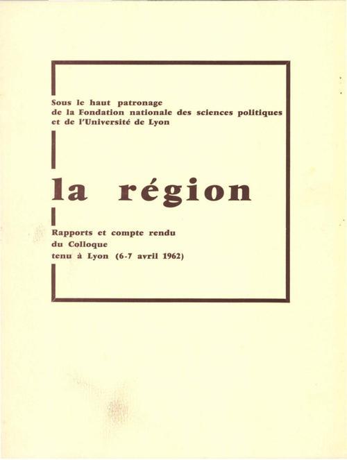 La région