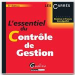 Francis Grandguillot L'essentiel du contrôle de gestion (5e édition)