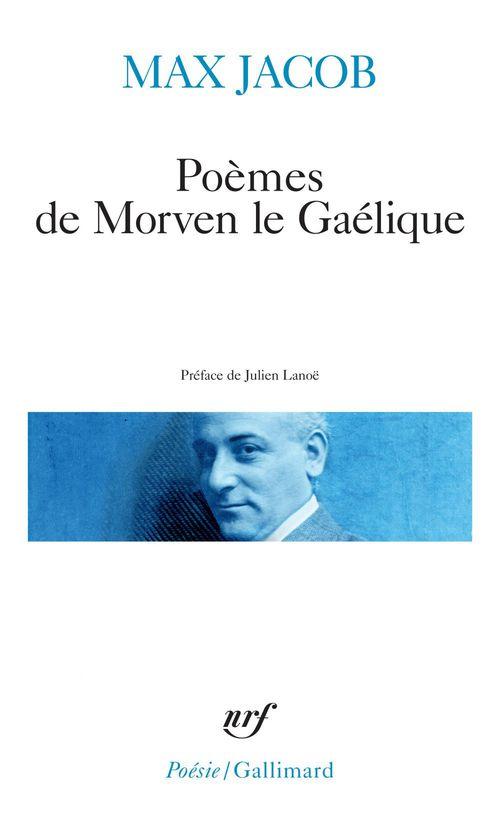 Max Jacob Poèmes de Morven le Gaélique
