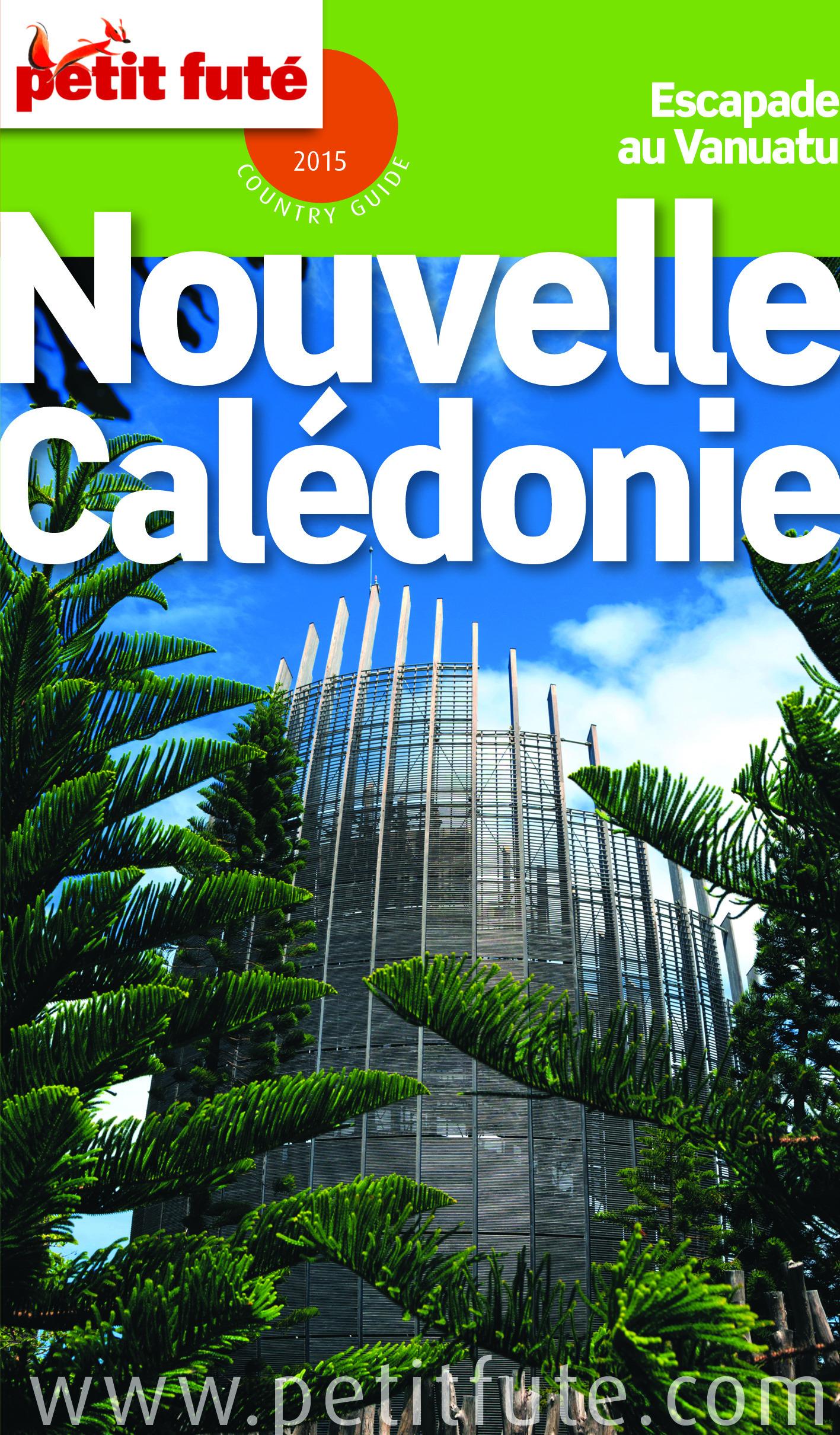 Collectif Nouvelle Calédonie (édition 2015)