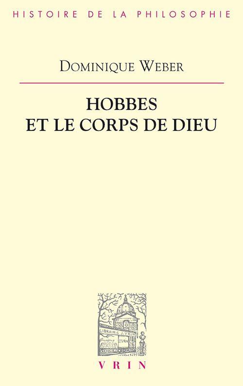 Hobbes et le corps de Dieu