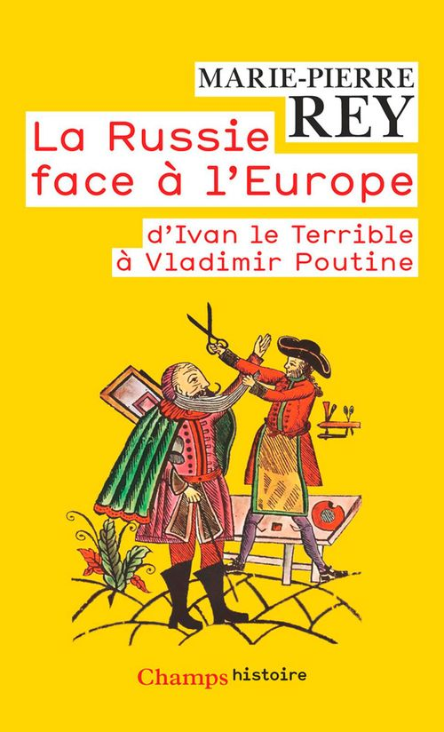 La Russie face à l'Europe