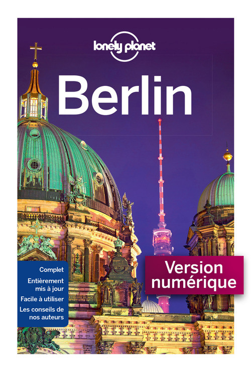 Lonely Planet Berlin 6ed