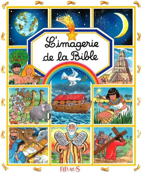 Émilie Beaumont L'imagerie de la Bible