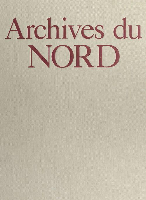 Jacques Borgé Archives du Nord