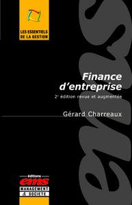 Gerard Charreaux Finance d'entreprise (2e édition)