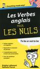 Les verbes anglais