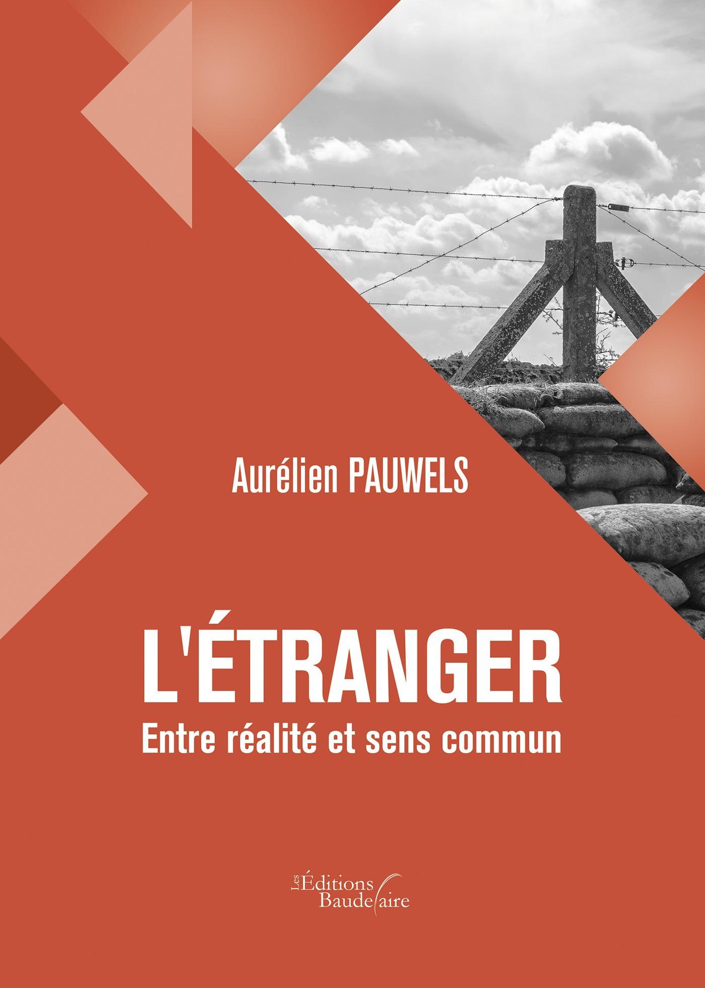 Aurélien Pauwels L'étranger : entre réalité et sens commun
