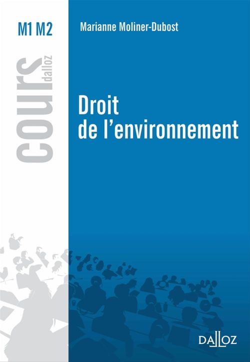 Marianne Moliner-Dubost Droit de l'environnement