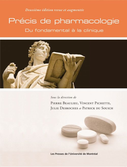 Pierre Beaulieu Précis de pharmacologie