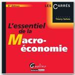 Thierry Tacheix L'essentiel de la macro-économie (6e édition)