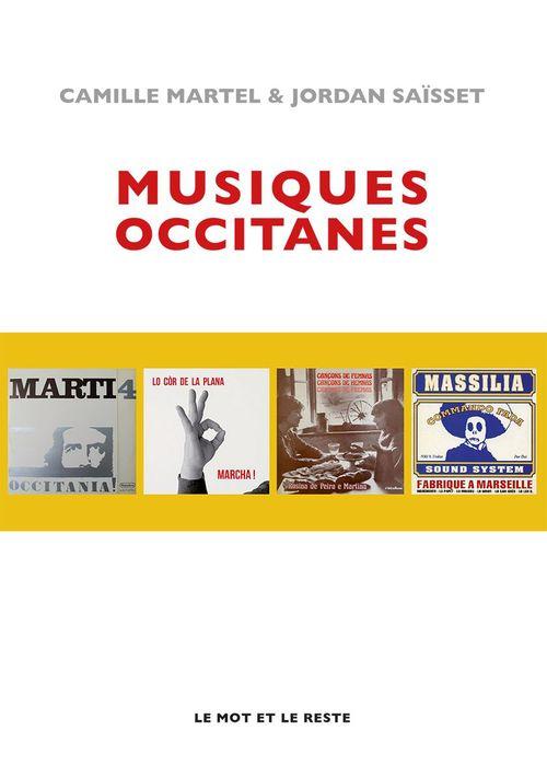 Camille MARTEL Musiques occitanes