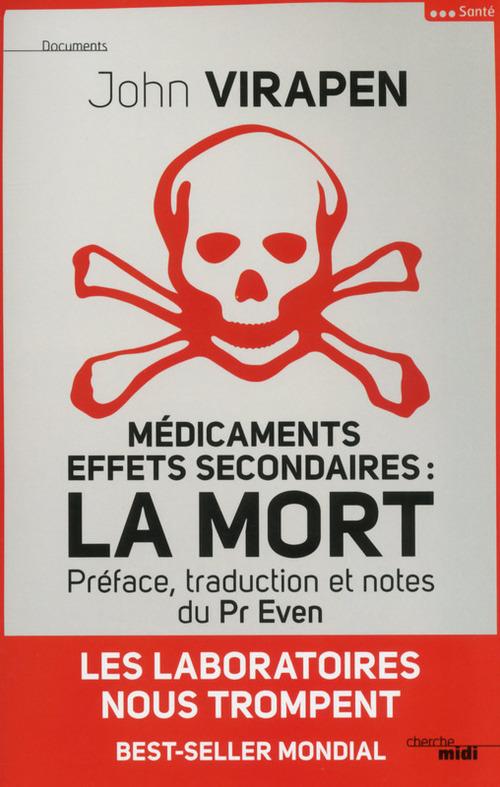 John VIRAPEN Médicaments effets secondaires : la Mort