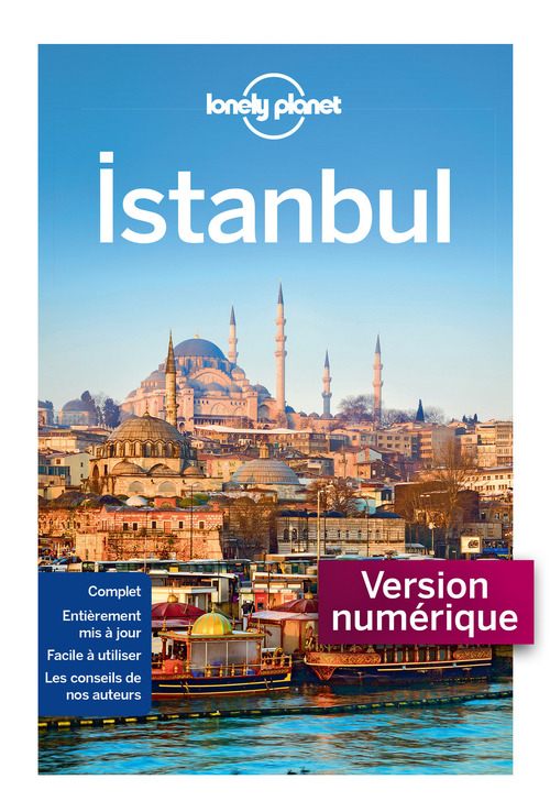 Lonely Planet Istanbul 2ed