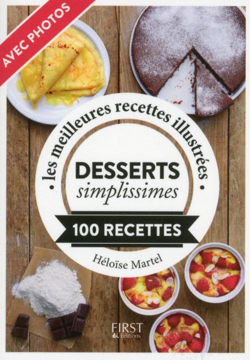 Héloïse MARTEL Petit Livre de - Desserts simplissimes