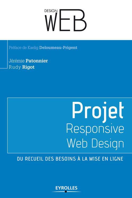 Jérémie Patonnier Projet responsive web design
