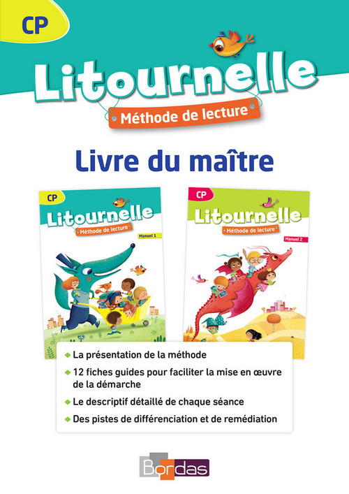 Florence Chateau-Larue Litournelle CP - Livre du maître