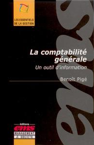 Benoit Pige Comptabilité générale