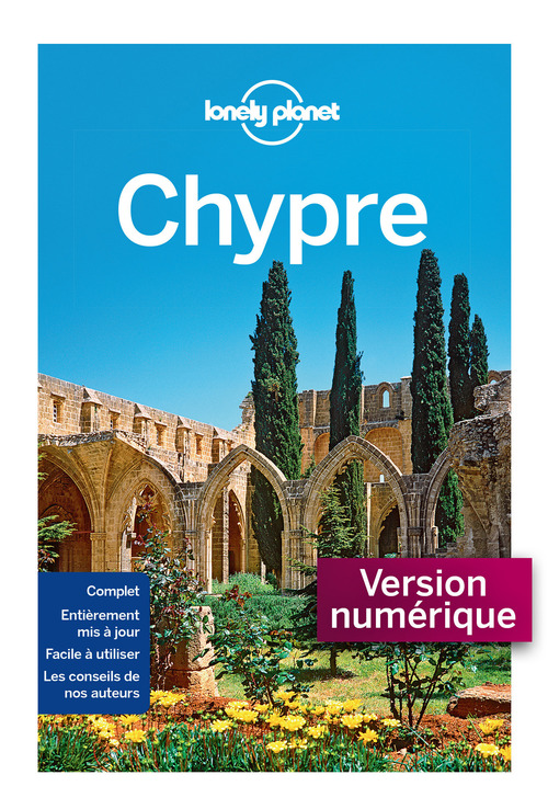 Lonely Planet Chypre 2ed