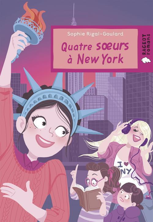 Quatre soeurs à New York - Rageot