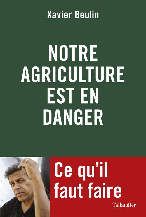Yannick LE BOURDONNEC Notre agriculture est en danger