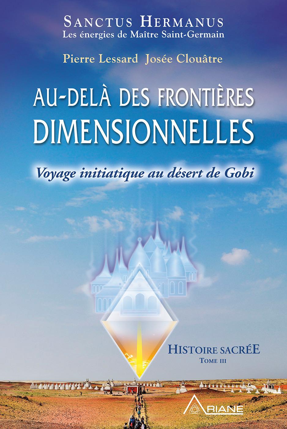 Pierre Lessard Au-delà des frontières dimensionnelles