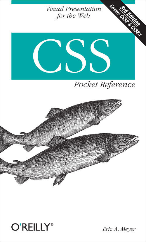 CSS ; pocket reference
