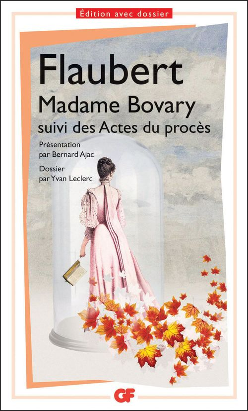 Gustave Flaubert Madame Bovary, moeurs de province