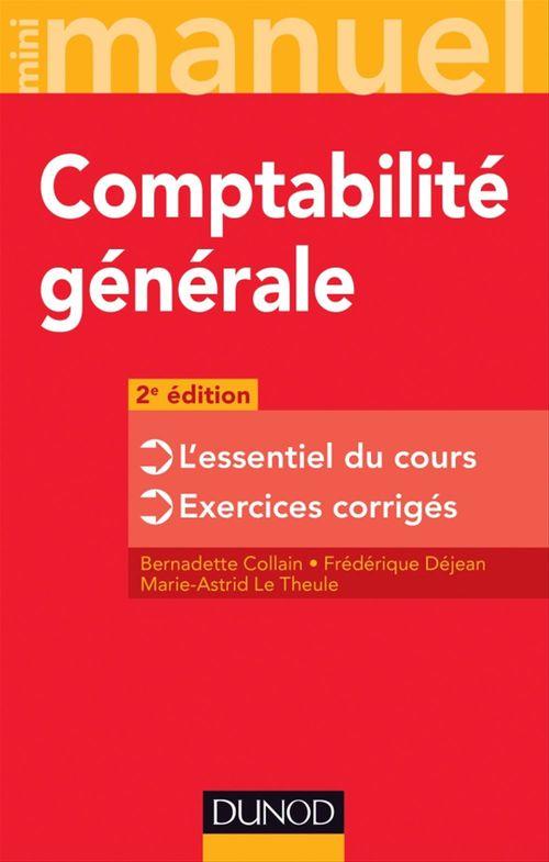 Comptabilité générale - 2e édition