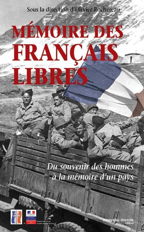 ROCHEREAU Olivier Mémoire des Français libres