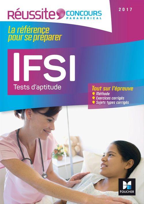 Réussite Concours - IFSI Les tests d'aptitude - Concours 2017 - Nº39