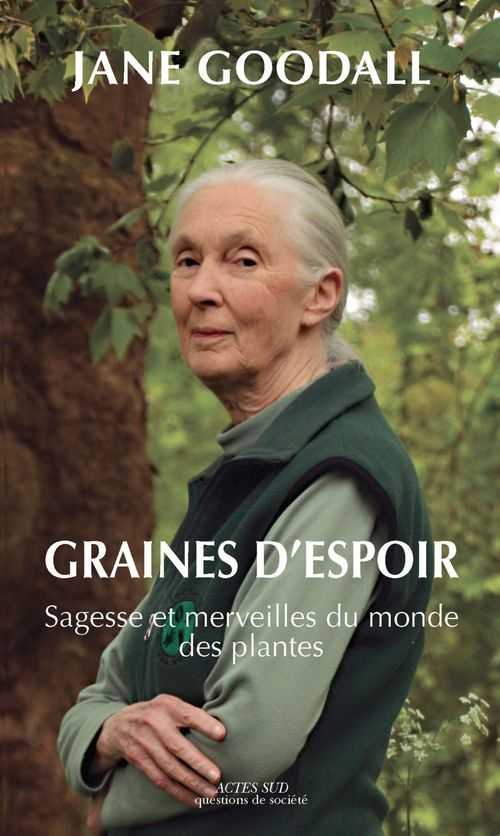 Jane Goodall Graines d'espoir