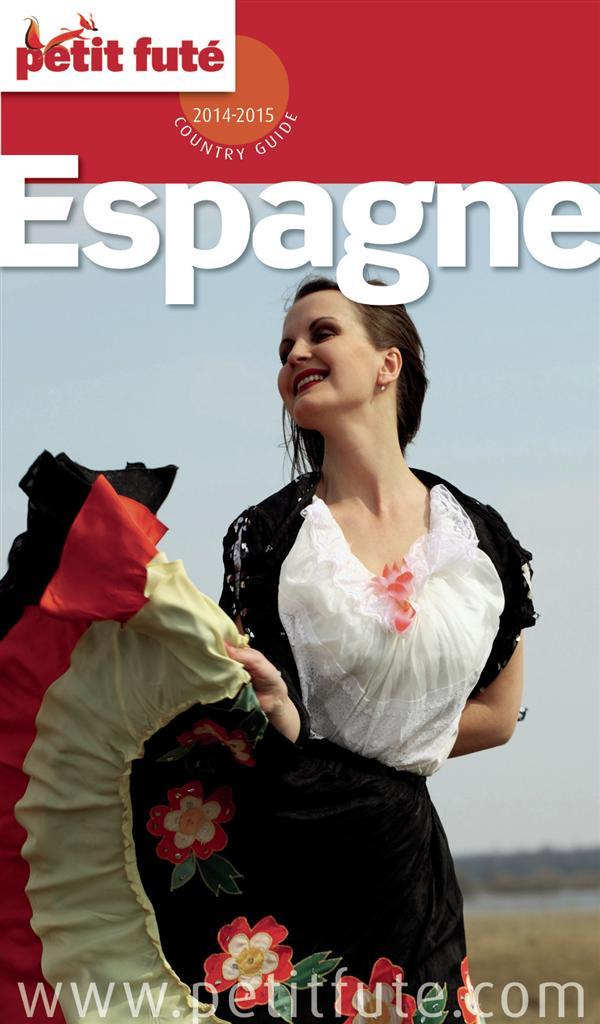 Collectif Petit Fute Espagne (édition 2014-2015)