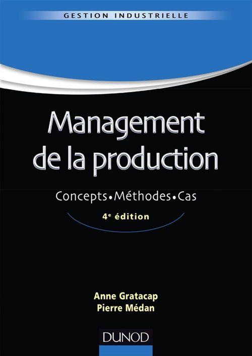 Management de la production - 4ème édition