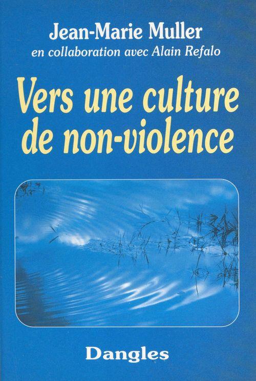Vers une culture de non-violence