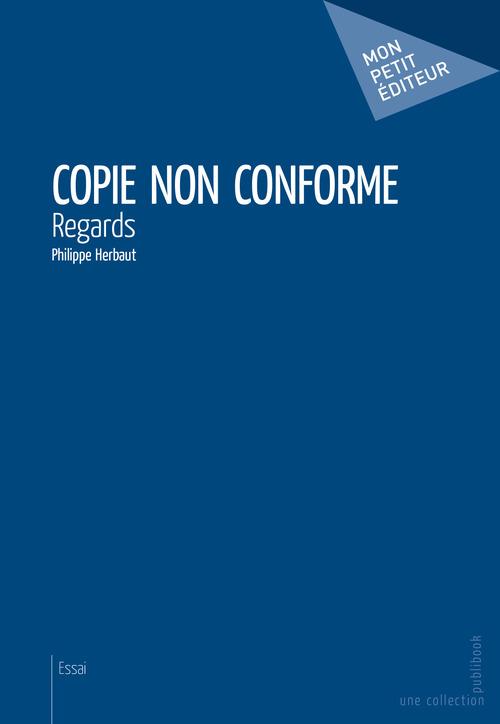 Philippe Herbaut Copie non conforme