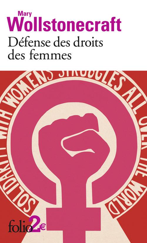 Défense des droits des femmes (Textes choisis)