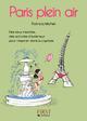 Le petit livre de Paris plein air