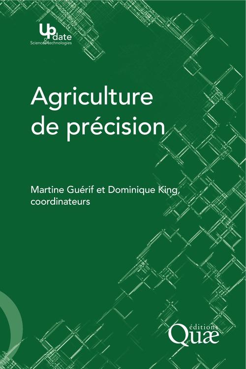 Martine Guérif Agriculture de précision