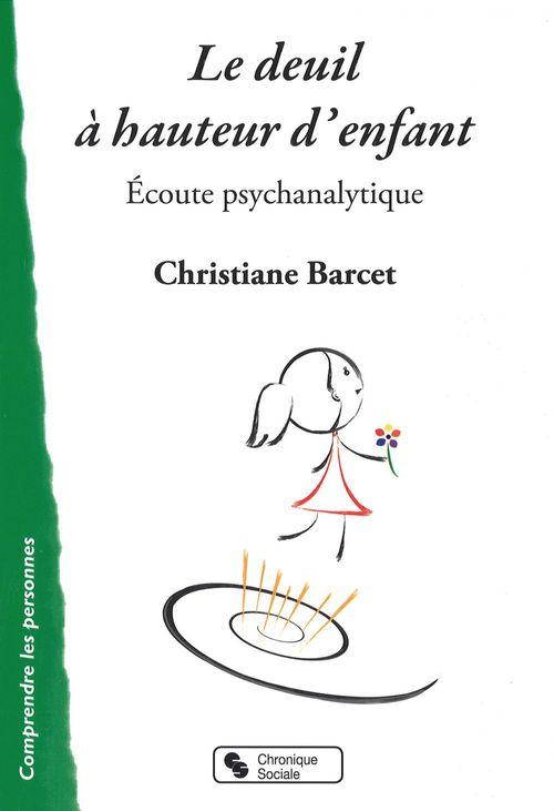 Christiane Barbet Le deuil à hauteur d´enfant