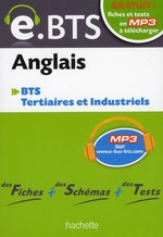 E.BTS anglais ; BTS tertiaire et industriels