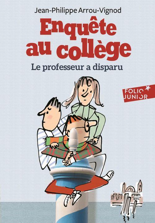 Le professeur a disparu