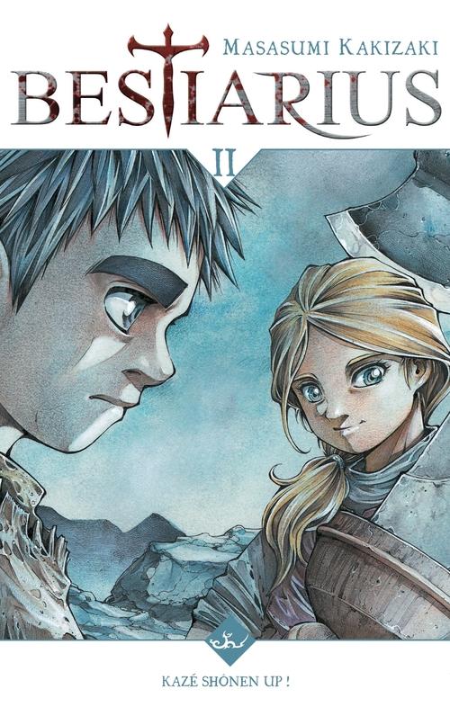 Kakizaki Masasumi Bestiarius - Tome 2 - tome 2
